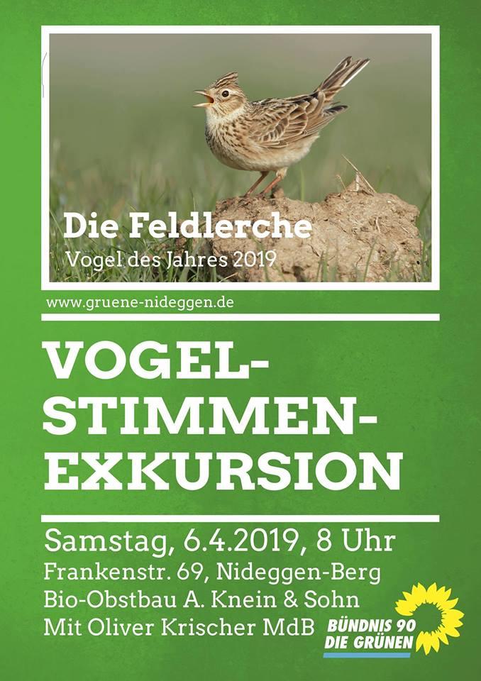 6. April, 8 Uhr in Nideggen Berg